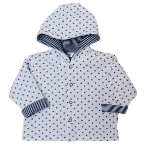baby boy hooded jackets