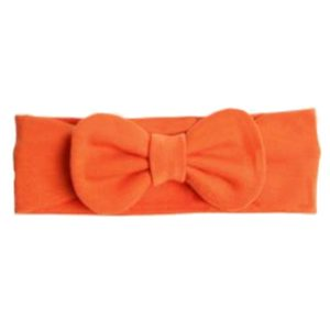 baby girl bow headband