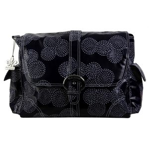 navy baby changing bag