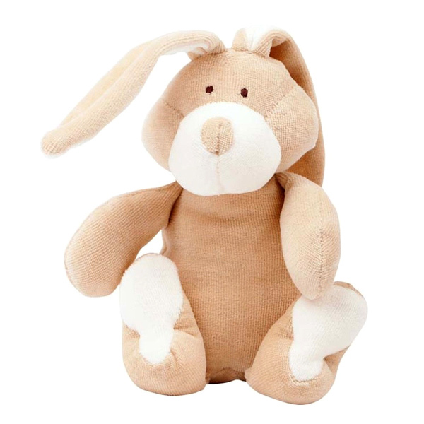 organic baby toy bunny