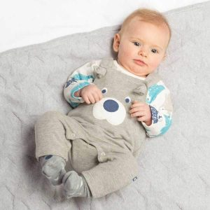 organic cotton baby boy dungarees