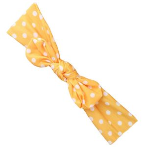 baby headbands yellow