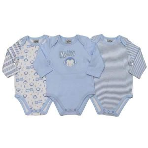 long sleeve baby boy body vests