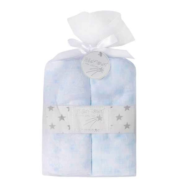 baby muslin squares