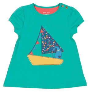 girls top organic cotton