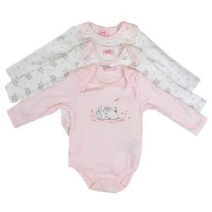 long sleeve baby girl bodysuits vests