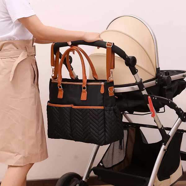 baby changing bags tote