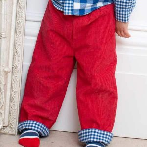 organic cotton boys pants