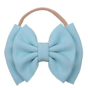 girls hair bow headband