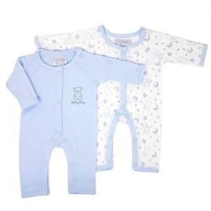 premature baby boy sleepsuit