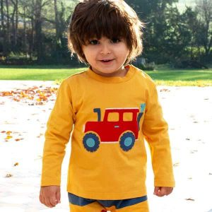baby boy t shirts organic cotton