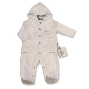 unisex newborn baby sleepsuit set