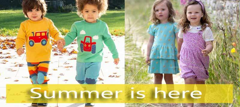 childrens summer clothes