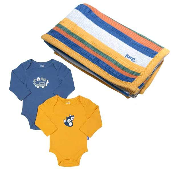 organic baby clothing gifts