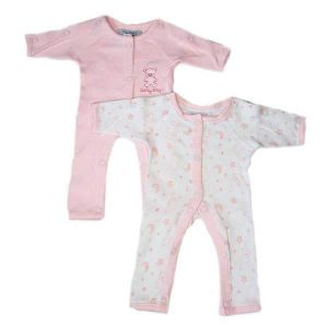 premature baby girl sleepsuit