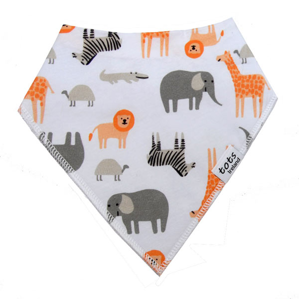 organic dribble proof bandana baby bibs Ireland