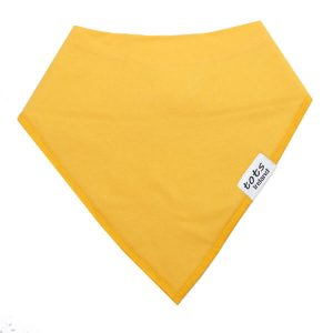 bandna dribble bibs organic cotton
