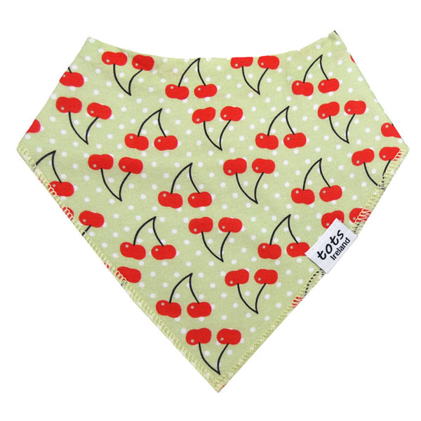 dribble proof organic cotton bandana baby bibs