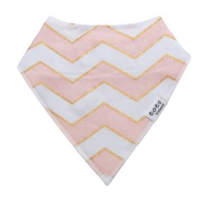 organic cotton bandana baby girl bibs Ireland