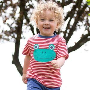 baby boy t shirt organic cotton