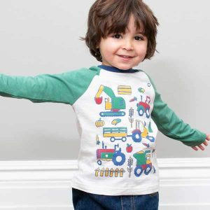 boys long sleeve t shirt