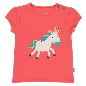 organic cotton girls t shirt