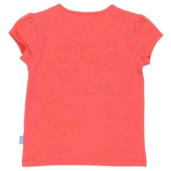 baby girl t shirt organic cotton