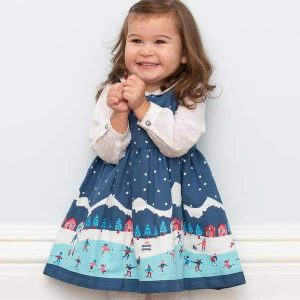 baby girl dress Christmas