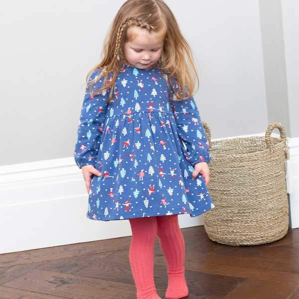 girls dress Christmas