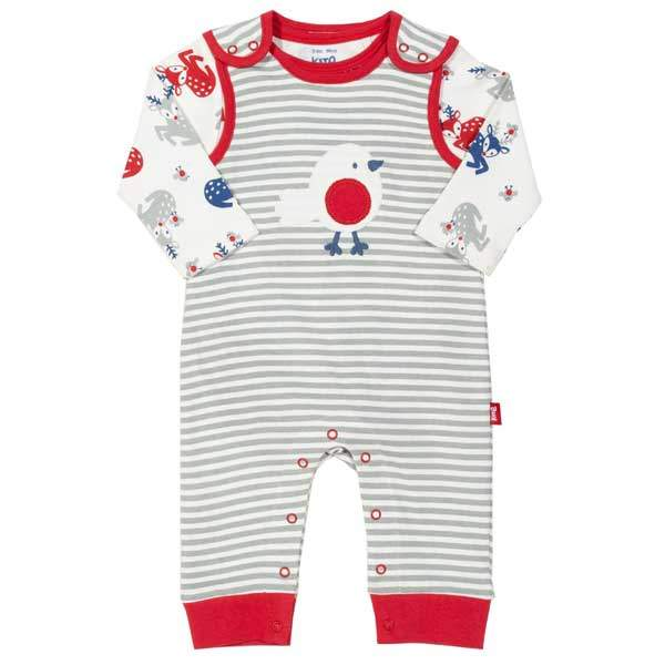 organic cotton baby clothing outfit christmas