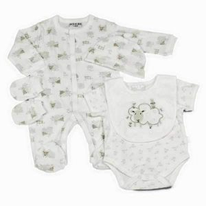 newborn baby clothes set