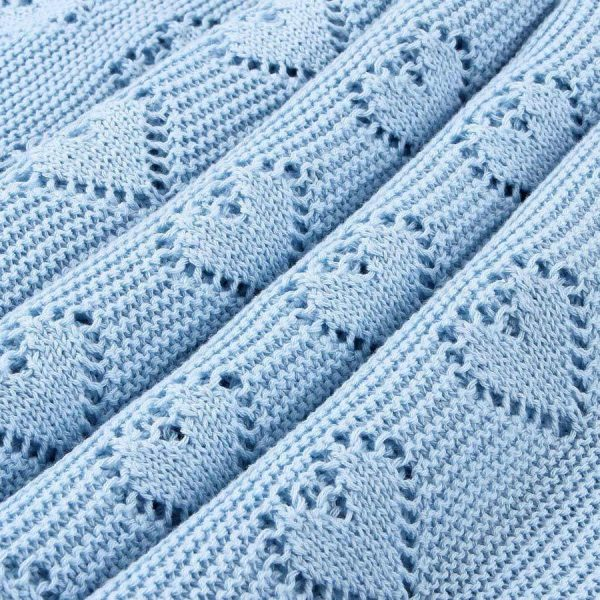 baby blankets blue