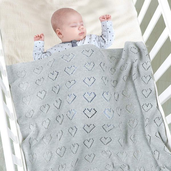 cellular breathable baby blankets