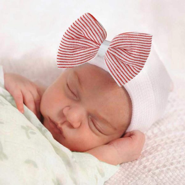stretchy newborn baby hats