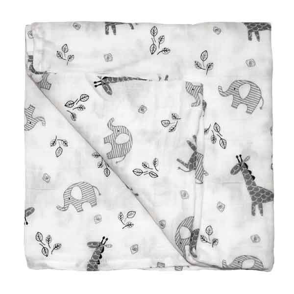 wholesale organic baby muslin squares