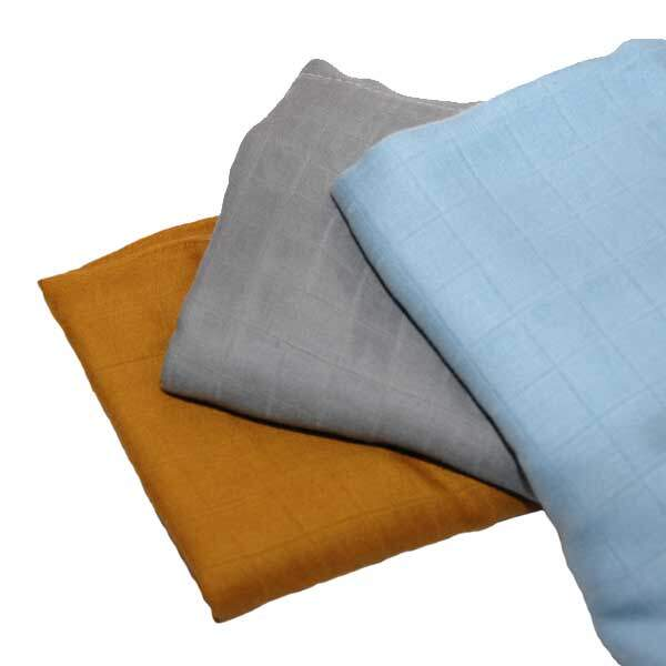 large muslin cloths