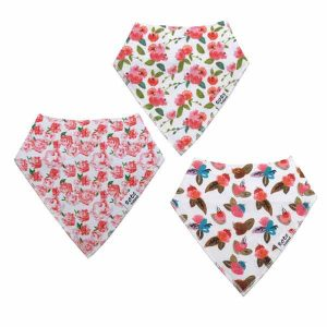 bandana bibs for baby girls