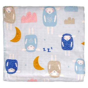 organic cotton minky baby blanket