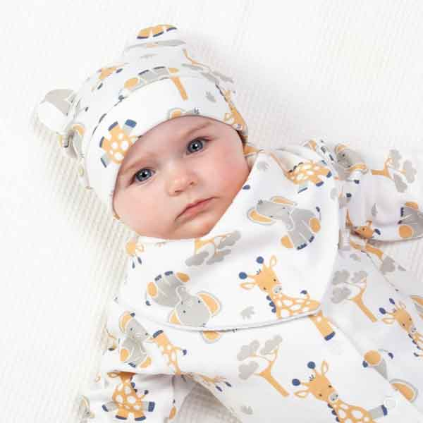 organic cotton baby clothing set