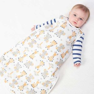 organic cotton baby sleeping bag