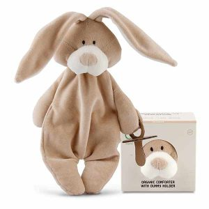 baby soother holder comforter